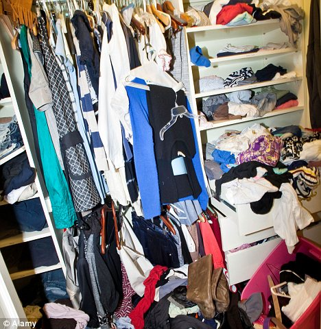 Does your closet look like this?