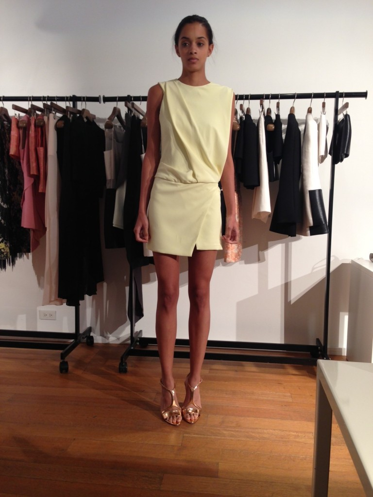 Anything by Narcisso Rodriguez is hot!