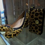 Tory Burch Shoe and Wallet