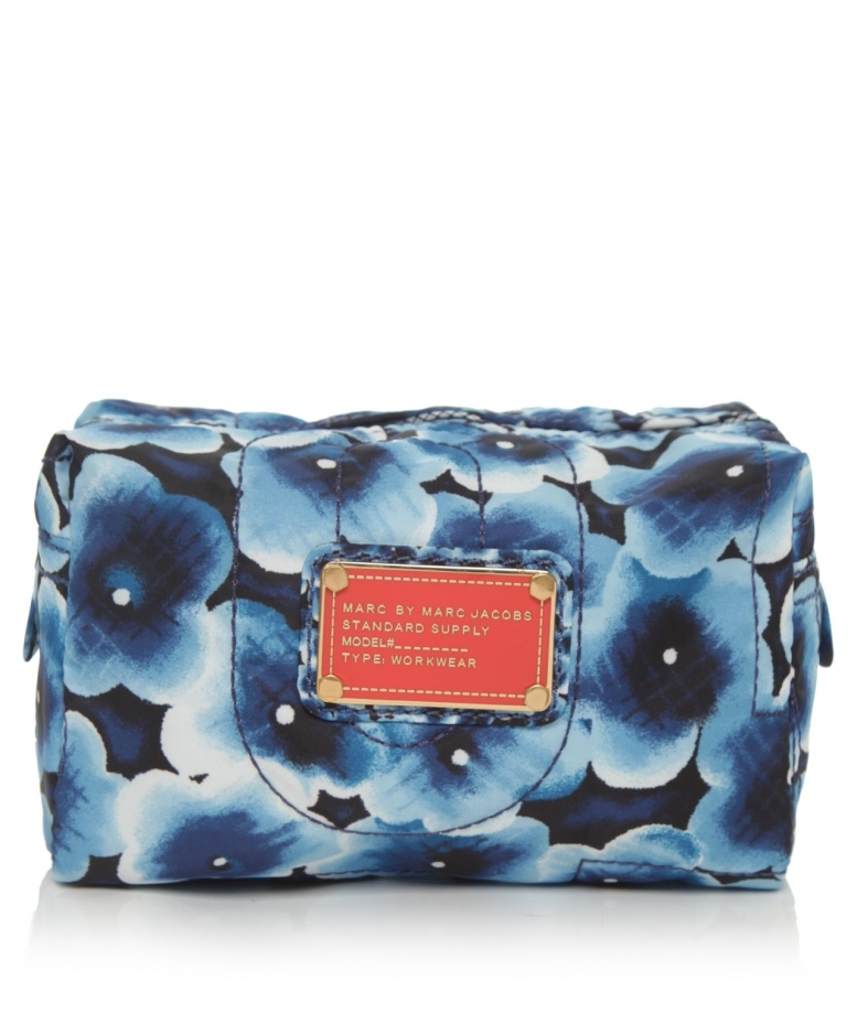 3.Fresh, colorful cosmetic bag.  Every woman needs new cosmetic bags that give her travel gear a refreshing lift.  Cosmetic bags get soiled and dowdy after a time.  A new bag in an uplifting or elegant color is a way to pamper the woman on the go.