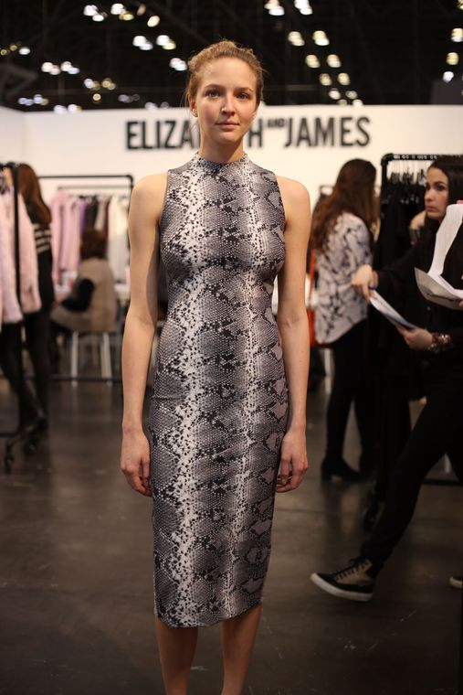 Midi Dress by Elizabeth and James